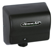 EXT Series 540W Max Hand Dryer in Black Graphite
