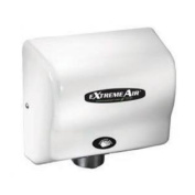 EXT Series 540W Max Hand Dryer in White