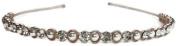 Signature Tiara Rose Gold Austrian Crystal and Pearl Headband