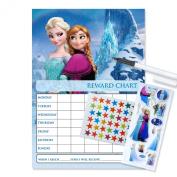 Frozen Re-usable Reward Chart