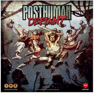 Posthuman: Defiant