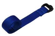 Benristraps 25mm Utility Strap, Easy-Use Ladderloc Buckle