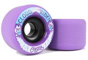 CLOUD RIDE Longboard OZONE Wheels ORIGIN/DB Longboards 70mm 86a PURPLE
