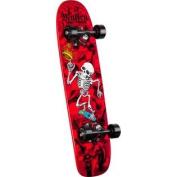 Powell-Peralta Bones Brigade Rodney Mullen Chess Assembly Skateboard, Red