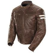 Joe Rocket Classic '92 Men's Leather Motorcycle Jacket