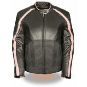 Milwaukee Women's Leather Jacket