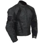 Milano Sport Gamma Motorcycle Air Jacket with Black Mesh Panel