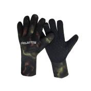 Palantic Spearfishing Camouflage 3mm Neoprene Gloves, XX-Large