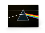 Pink Floyd Dark Side Of The Moon Small Wooden Wall Art