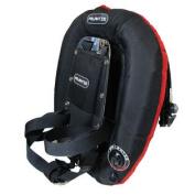 Palantic 18kg Donut Wing Double Tank Backplate Harness Basic Set + Tank Holder