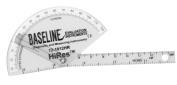 (Price/Case)Baseline 12-1012HR-25 Baseline Plastic Goniometer - Finger - Hires Flexion To Hyper-Extension