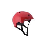 sandbox helmets Sandbox/Legend Street Helmet with EPS Liner, Small, Red
