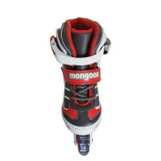 Mongoose 2-in-1 Trainer Skate, Large