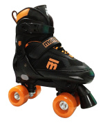 Mongoose Boy's Quad Roller Skates, Small