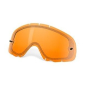 Oakley Crowbar Snow Cross Persimmon Dual Vented Replacement Lens