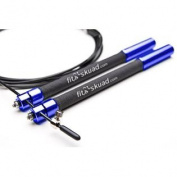 Jump Rope Ideal for Taking Your Workout to the Next Level - Features Ball-bearing System and 15cm , Extra-Long Handles