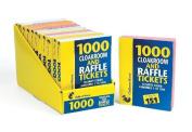 Raffle / Cloakroom Tickets 1-1000