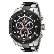 Invicta Men's 0329 Reserve Collection Leviathan II Chronograph Stainless Steel Watch