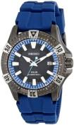 Seiko Men's SNE283 Analogue Display Japanese Quartz Blue Watch