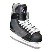 American Athletic Shoe Men's Ice Force Hockey Skates, Black, 11
