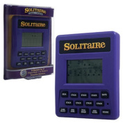 Electronic Handheld Solitaire Game