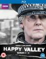 Happy Valley: Series 1-2 [Region B] [Blu-ray]