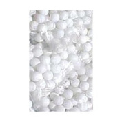 Lot of 36 Beer Ping Pong Balls Washable Drinking White