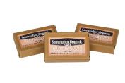 Cloves and Oats Organic Soap - Quantity - 3 Mini 30ml Bars