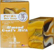 Pacha Soap Company Almond Goat's Milk 120ml Natural Soap