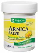 De La Cruz Pomada De Arnica Arnica Salve, 60ml Jar