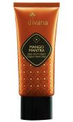 Divana Mango Mantra Mega Vitamin Collagen Organic Hand Cream Small Dark Orange