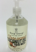 Deep Steep Coconut Oil Hand Wash, 520ml