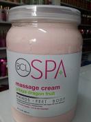 BCL SPA Massage Cream Pitaya Dragon Fruit 64 Fl Oz 1892 Ml