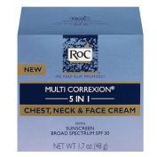 Roc Multi Correxion 5 In 1 Anti-Ageing Chest, Neck & Face Cream With spf 30, 50ml