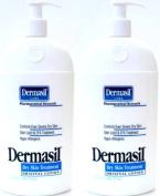 Dermasil Dry Skin Treatment, Original Lotion - 430ml