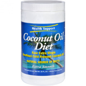 Health Support Coconut Oil Diet - Raw - Extra Virgin - 890ml