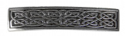 Hair Clip   Barrette   Small Celtic   Handmade in the USA by Oberon Design