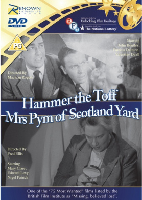 Hammer the Toff/Mrs. Pym of Scotland Yard