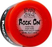 Beyone the Zone Rock On Matte Clay & Rock On Volumizing Powder 10ml Travel Size Set - GREAT STOCKING STUFFER! FREE HOLIDAY WRAP AND BOW!