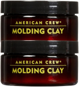 American Crew Moulding Clay, 90ml, 2 pk