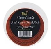 Almond Alma & Olive Braid & Scalp Butter