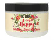 Stretch Mark Cream Therapy for Prevention and Removal of Scars - LARGE 240ml Safe for Pregnancy and for use by Men
