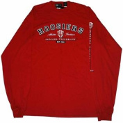 Indiana Hoosiers Gear for Sports Athletic Tradition Red Long Sleeve T-Shirt