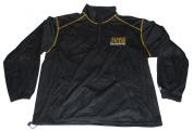 Iowa Hawkeyes Mens Long Sleeve Black Jacket Pullover