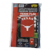 Texas Longhorns Party Animal Inc Oversized Orange Vertical Flag 110cm x 70cm