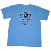 Old Dominion Monarchs Cotton Exchange Boys Baby Blue T-Shirt (L)