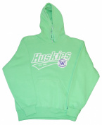 Washington Huskies Gear Lime Green Long Sleeve Hoodie Sweatshirt
