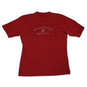 Washington State Cougars Gear for Sports Red Super Soft Logo T-Shirt