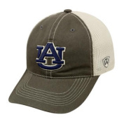 Auburn Tigers TOW Grey Two Tone Putty Mesh Flexfit Slouch Hat Cap