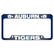 Auburn Tigers Full Colour Metal Licence Plate Frame